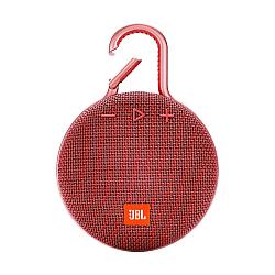 JBL Clip 3 Portable Bluetooth Speaker -Red