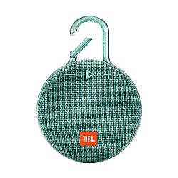 JBL Clip 3 Portable Bluetooth Speaker -Teal