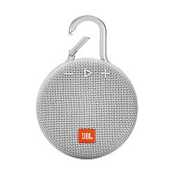 JBL Clip 3 Portable Bluetooth Speaker -White
