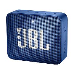 JBL GO 2 Blue Portable Bluetooth Speaker