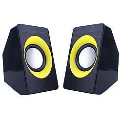 Kisonli A303 Dual 3W Computer Speaker