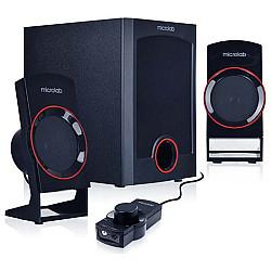 Microlab M-111 (2.1) 12 Watt RMS Speaker System