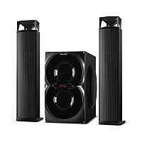 Philips MMS4200 2.1 Channel Convertible Multimedia Speaker