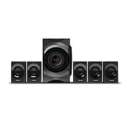 Philips SPA8000B 5.1 Channel Multimedia Speaker