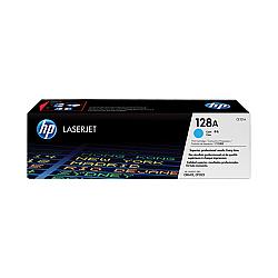 HP 128A Cyan Original LaserJet Toner Cartridge