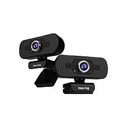 Value Top VT-WF301 1080p Full HD Computer Webcam (Black)