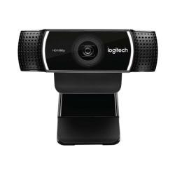 Logitech C922 Pro Stream Webcam – 1080p HD Camera