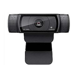 Logitech Pro HD Webcam C920 HD Video Calling and Recording, 1080p Camera