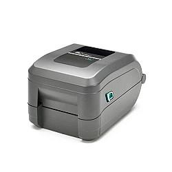 Zebra Gt820 Barcode Thermal Transfer Label Printer